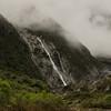 Waterfalls off the Bannock Brae Range.