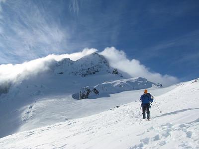 Mt Brewster, 17-18 July 2010