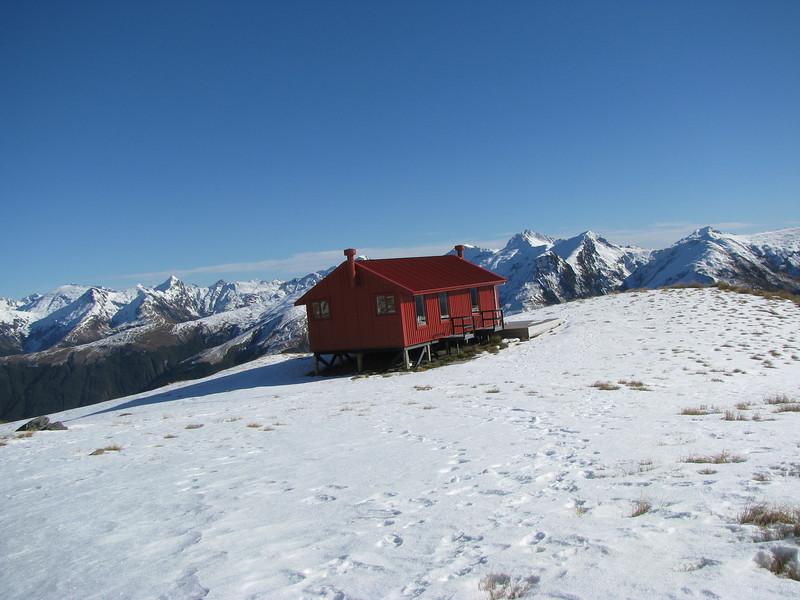 Brewster Hut