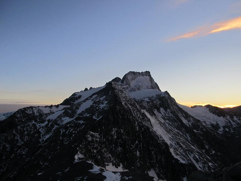 Mt Ward.