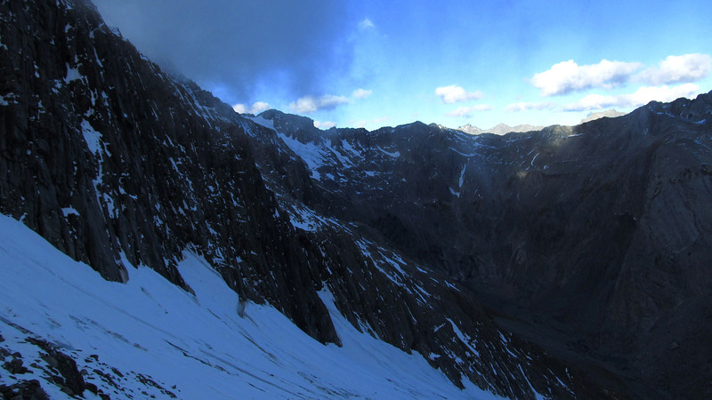 View from Elcho Pass.