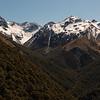 Elusive Peak above Maitland Stream.