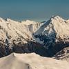 Mt Barth and Mt Calvin.