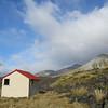 Snowy Gorge Hut.