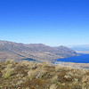Lake Ohau from Ram Hill.