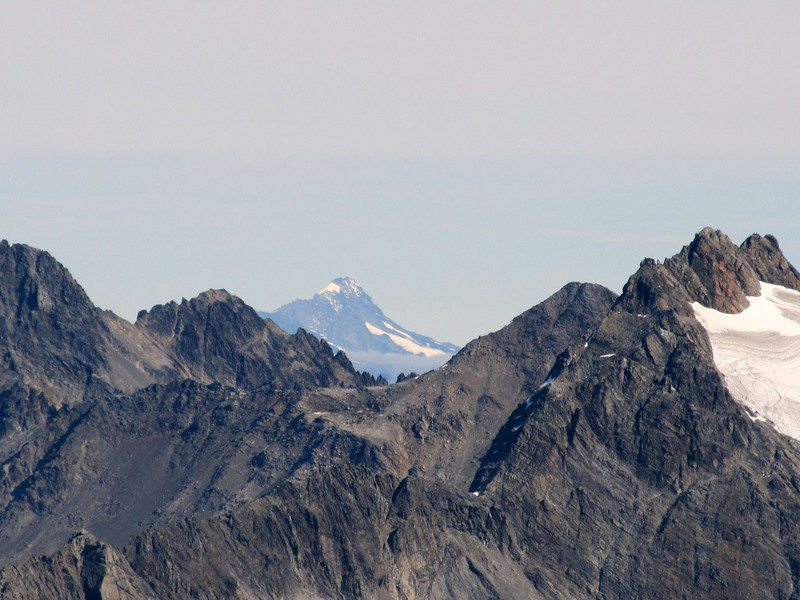 Mt Aspiring.