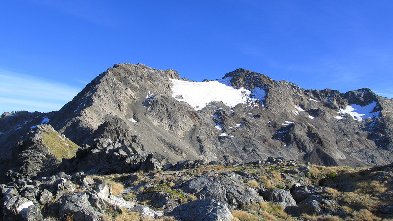 Rabbiters Peak (getting close..)