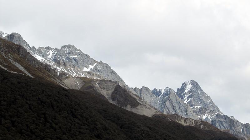 Mt Glenisla and Dasler Pinnacles