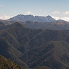 Mt Kendall from the Arthur Range near Patriarch.