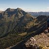 Looking towards Mt Patriarch (photo - James Thornton).