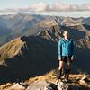 On the summit of Patriarch (photo - James Thornton).