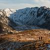 Shelter Rock Basin and Mt Brilliant.