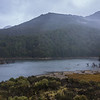 Lake Jeanette - one of many lakes in the Matiri Valley created by the Murchison earthquake in 1929.