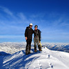 James and I on the summit.