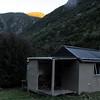 Kowhai Hut.