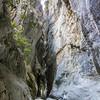 Sawcut Gorge.