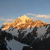 Aoraki/Mt Cook Low Peak.