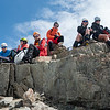 Summit team: Aaron, Susan, Tom, James,  Maddy and Jaz.