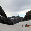 Camp at 2260m.