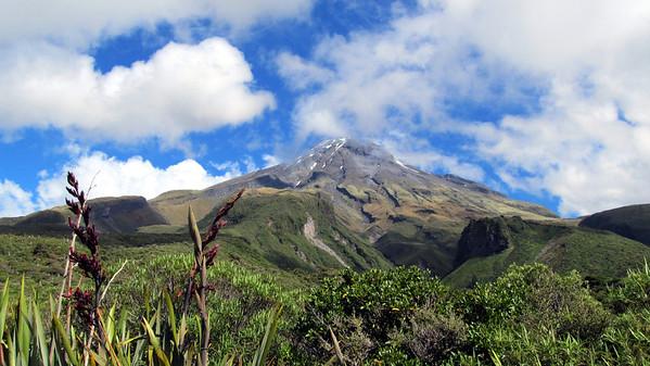 Mt Taranaki, 14-15 December 2013