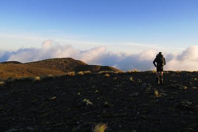 Tararua Peaks, 22-24 December 2010