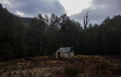 Wheel Creek Hut, 23-24 May 2015