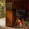 Dry and warm inside Glenrae Biv.
