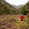 Afternoon wander upstream of Glenrae Bivvy (photo - James Thornton).