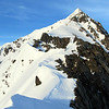 North-east ridge of Mt Una.