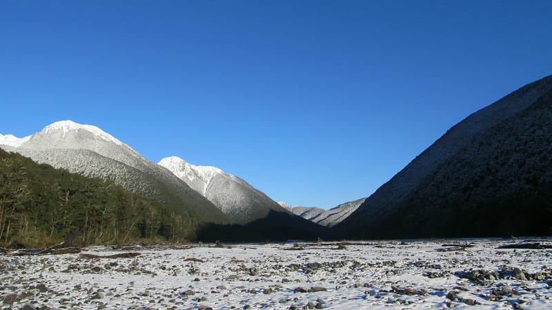 Wintry Mariua Valley.