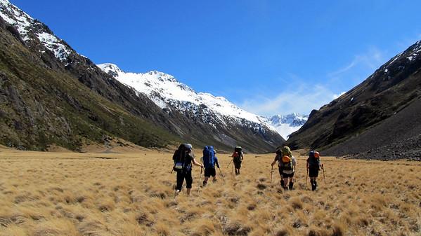 Mt Paske, 11-12 October 2014