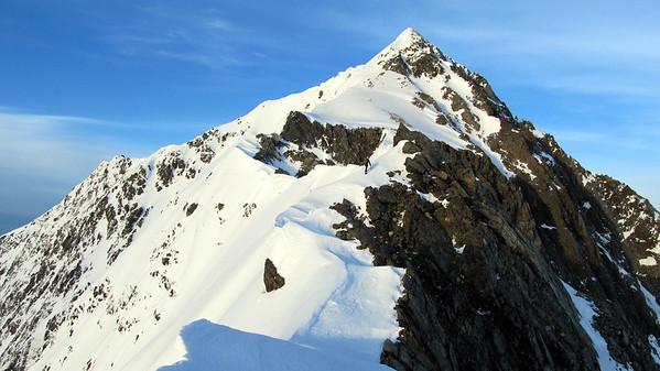 Mt Una, 19-20 October 2013