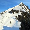 North-east ridge of Mt Una.