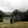 Connors Creek Hut.