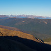 Looking towards Nelson Lakes with Mts Travers and Franklin.
