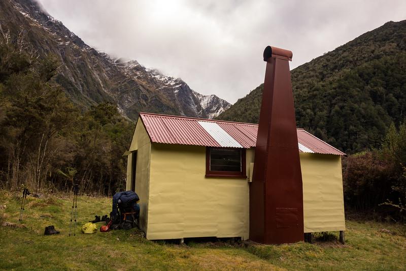 Jacko Flat Hut.