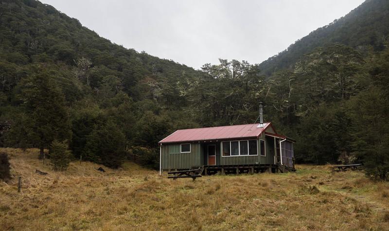 Boyle Flat Hut.