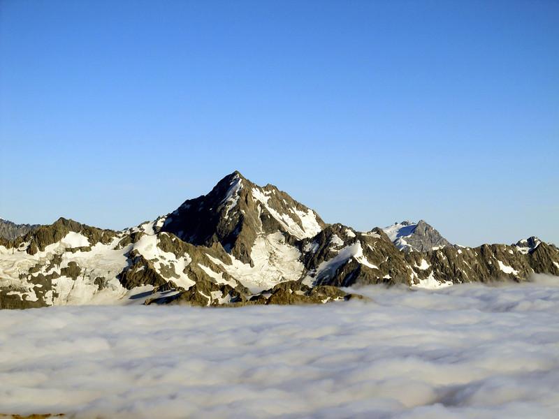 Mt D'Archiac.