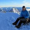 Me on the summit of Arrowsmith.