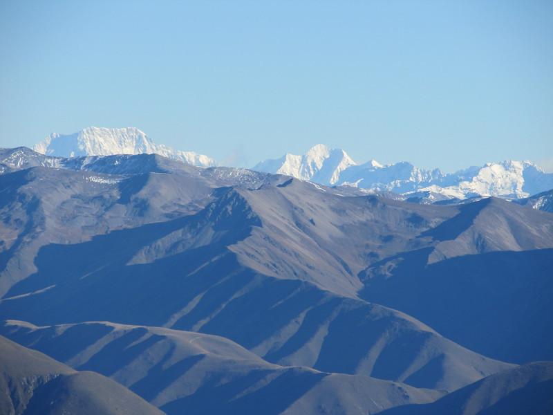 Mt Cook.