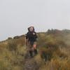Nina on Deer Spur.