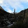 In Boulderstone Stream.