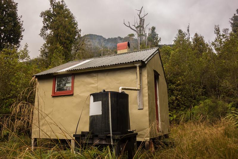Explorer Hut.