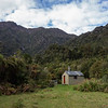 Rapid Creek Hut.