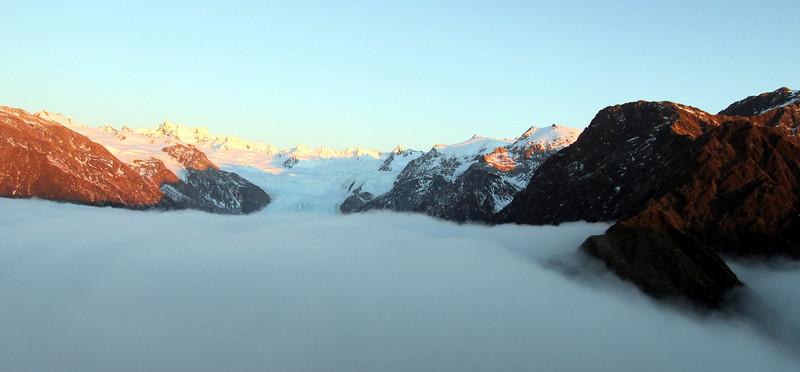 The vista from Alex Knob.