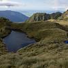 Our camp on Misty Ridge (photo - James Thornton).