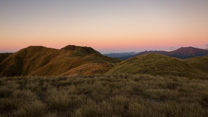 Miserable Ridge.