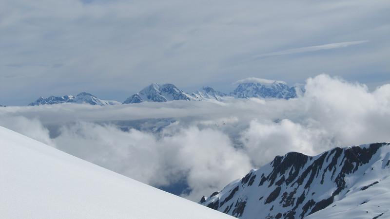 Mts Maltebrun, Ellie de Beamont and Cook.