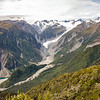 Fox Glacier panorama.