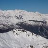 Malcolm Peak and the Lambert Glacier.